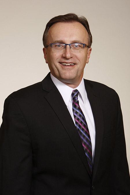 Portrait of the Honourable Jim Reiter