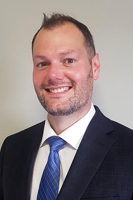 Portrait of Matt Schroeder